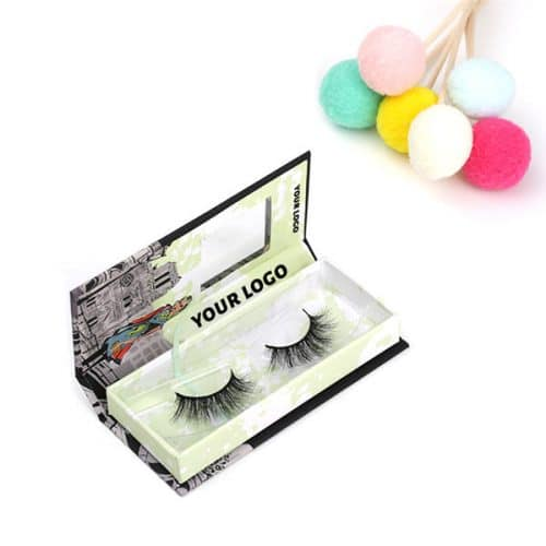 PRIVATE LABEL EYELASH PACKAGING