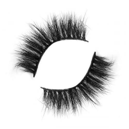 Plant fiber faux mink lashes - PD006C