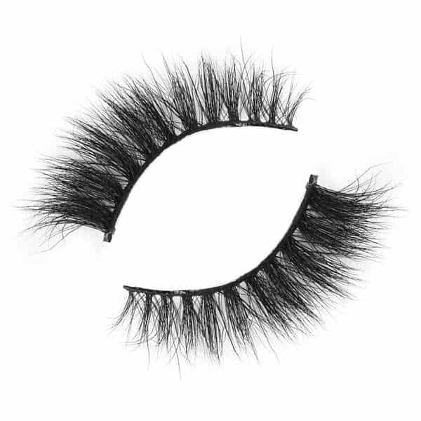 Plant fiber faux mink lashes - PF36