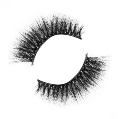 Plant fiber faux mink lashes - PF38
