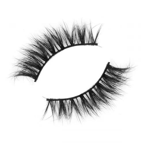 Plant fiber faux mink lashes - PF42