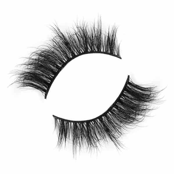 Plant fiber faux mink lashes - PF51